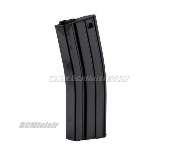Chargeur Mid Cap Metal 30/135 Billes ajustable pour M4