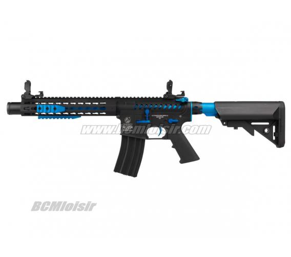 Colt M4 Blast Sky Fox Edition Full Metal Mosfet Pack Complet AEG