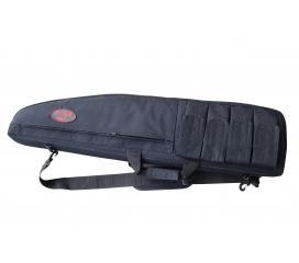 Housse de transport DMoniac renforcée noire 95cm 5 poches + Bandoulière